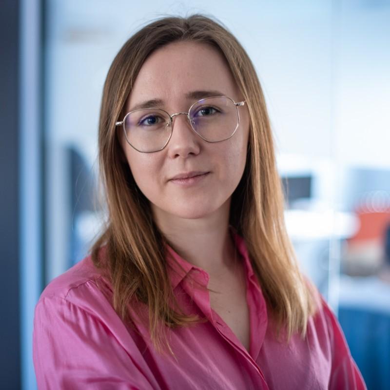 Joanna Stefanska - CMO Connectpoint.pl